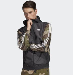 2019 erkek rahat kamuflaj ceket ilkbahar ve sonbahar spor ceket MSY300-2049 boyutu S M L XL