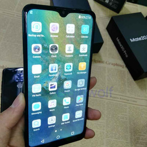 Goophone 6.2inch Mate20 Pro Cell Phone 1GB + 4GB Show 6G + 128G Show Fake 4G True 3G Unlocked Smart Phone