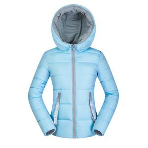 otoño párrafo corto de las mujeres de la moda y la nueva señora caliente temperamento slimming capa de algodón de invierno salvaje estudiante