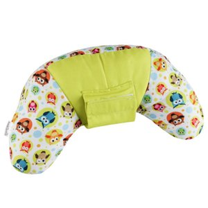 Baby Pillow Kids Car Seat Belt Cover Pad Shoulder Head Neck Support Cushion Pad E65D