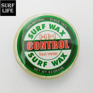Alta qualidade de cera de surf colorido embalagem de pele protegida forma redonda cera de abelha para pranchas de surf Stand Up Paddle boards