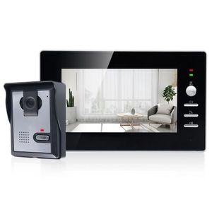 TS-YP710MA 7-дюймовый экран Smart Video Hoolbell Peephole Viewer, поддержка Visual Intercom Night Vision Monitoring Monitoring