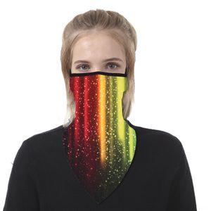 GLRAr 401-430 arrivo hijab Skull Stile Versatilità Bandana Tubo sciarpa senza giunte turbante fascia Nuovo Bandana copricapo maschera