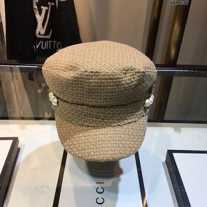 las mujeres boina nueva caliente de gama alta WSJ009 sombrero # 111318 qin3301