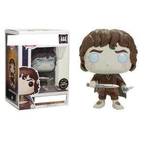 FUNKO POP Lord of the Rings Movie and TV peripheral hand office model 444 Lord of the Rings Frodo Baggins