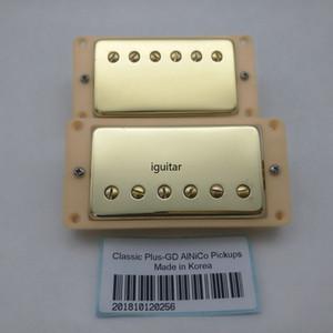 Гитара Best Electric Пикапы Классик Плюс Alnico5 хамбакеров 1C экранирующая оплётка Подходит для LPSG гитары