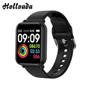 R16 смарт часы IP68 Водонепроницаемый Smartwatch сердечного ритма артериального давления монитор фитнес трекер Мужчины Женщины смарт браслет PK B57 B58