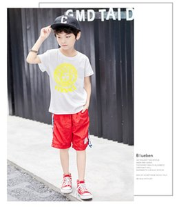 2020 Clothes Girl Baby Boy Fashion Print Cotton Clothes Designer Mens Designer T-Shirt Breathable Fashion Brand Luxury M31