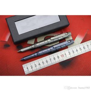 DICORIA Benutzerdefinierte Limited Edition Schraubendreher Titanium Demontage Multifunktionsüberlebens-Grün Dorn F95 Tactical Pen EDC-Tool