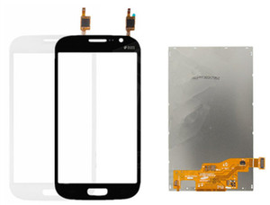 LCD with Touchscreen for Samsung Galaxy Grand Duos I9080 I9082 LCD display screen Digitizer Glass Panel Front Replacement parts