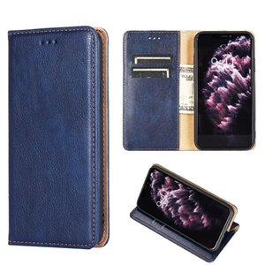 Luxury Leather Wallet Flip Case for Alcatel 3 3L 2019 1A 1B 2020 1S 1X 1V 1 1C Magnetic Cover w  Card Slot