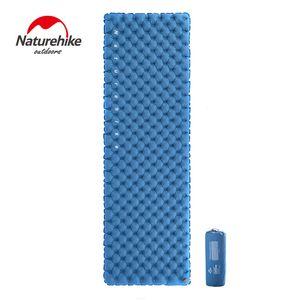 Naturehike camping en plein air Matelas gonflable ultra-léger compact pliant portable Backpacking Sleeping Pad Randonnée Sleeping Mat