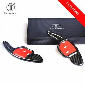 In fibra di carbonio della rotella Shifter Paddle shift estensione per Seat Alhambra / Ateca / Leon / Leon / Leon 4 5F