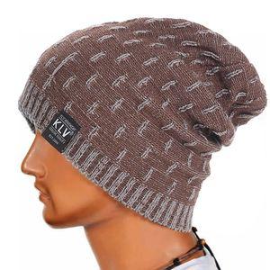 Men Women Warm Crochet Winter Wool Knit Ski Beanie Skull Slouchy Caps Hat Outdoor Cycling Bicycle Motorcycle Skiing Sport Hat p#