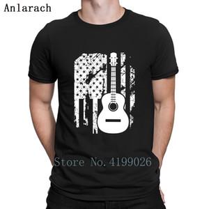 Bandeira Ukulele Camisetas Top Quality Design Louco agradável camiseta Luz Solar Streetwear Kawaii Camiseta O-Neck