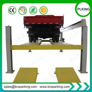 Gru idraulica del camion del camion della presa elettrica dell'ascensore dell'attrezzatura commerciale del negozio oltre 15t
