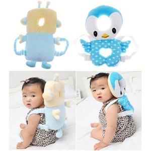 Baby Head Back Protection Cushion Safety Pad Pillow Edge Corner Guards Protector Harness Headgear for Infant Toddler Kids