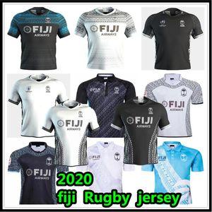 2020 Fiji регби Джерси Семерка Olympic рубашка Таиланд качество 18 19 20 Fiji трикотажных изделий 2019 2020 Национальные 7 регби Джерси S-3XL