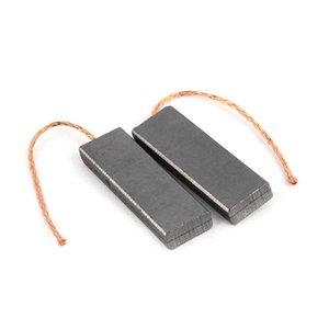 Brush poco costoso 2 pc nuovi Carbon Brushes durevole Motor Carbon spazzole per Siemens a tamburo 5x13.5x40mm Lavatrice