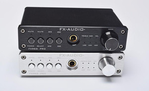FREESHIPPING FX-AUDIO FX-98S نسخة مطورة من USB معالج الصوت PR0 فك DAC PCM2704 MAX9722 مسبقا أمبير JRC NJW1144 مكبر الصوت