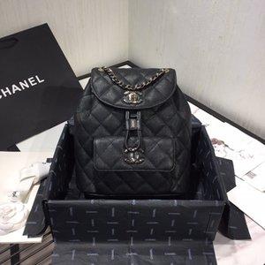 accessori in metallo borsa 7A di fascia alta borsa di qualità personalizzati settore della moda stile casuale della signora classica con tracolla lunga
