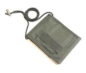 FLYYE MOLLE plegable Neck identificación de la carpeta Packs BG-A014 Backpacking