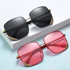 Ms polarizing glasses 2020 new fashion sunglasses bright marine sheet block factory direct glasses 2036
