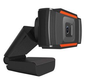 USB Web Cam Webcam HD 720P 300-Megapixel-PC-Kamera mit Absorption Mikrofon für Skype für Android TV Drehbare Computer-Kamera