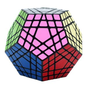 shengshou wumofang 5x5x5 magic cube megaminx gigaminx 5x5 professional dodecahedron cube twist puzzle learning educational toys baby play
