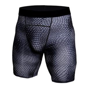 cc ile Vücut Cilt Spor Eğitimi Spor Sıkıştırma Shorts Koşu Erkekler Egzersiz Gym Şort Pro Hızlı kuruyan Spor
