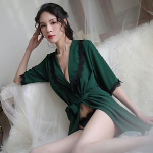 Woman Lingeries Lace Pajamas Sets Underwear Mujer Ropa Interior Pantyhose Summer Sexe Womens Lingeries Collant Pyjamas