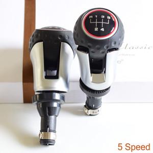 5/6 속도 자동 새로운 기어 변속 시프터 손잡이 레버를 들어 폭스 바겐 폭스 바겐 골프 7 MK7 GTI GTD 2,013에서 2,018 사이의 새로운 스타일링