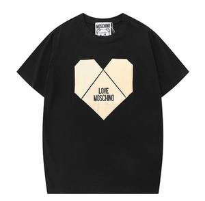 2020 Мужская Женская футболка Brandshirts Luxury Designertshirt Summer Tees Мода Письмо печати Tshirt Дешевые девушки тройники Lady Одежда Casual