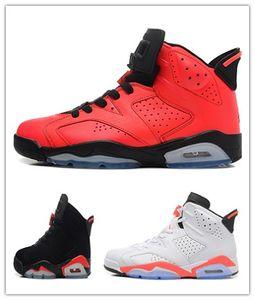 NIKE Air Jordan 6 Retro 6 JSP عاكس البق الأرنب أحذية كرة السلة للرجال 3M 6S عاكس الفضة الأحذية الرياضية مع صناديق شيبمنت مجانا 2019 أحذية رياضية الأشعة تحت الحمراء