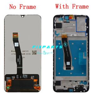 Orijinal Görüntü Huawei P Akıllı 2019 LCD Ekran Sayısallaştırıcı Meclisi P Akıllı 2019 Dokunmatik Ekran LCD Ekran POT-LX1 L21 LX3 Onarım