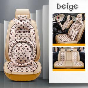 De haute qualité voiture Seat Cover Intérieur Auto Universal Car ensemble complet Coussin Protecteur Four Season Accessoires Intérieur