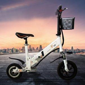 Mini-Folding Elektro-Fahrrad Bicicleta Electrica Neuer Typ Explosion Erwachsener Motorrad-Lithium-Batterie-Fabrik-Outlet-Center
