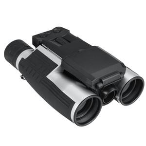 Binocular LCD della fotocamera 1080p HD Digital 12X telescopio dello zoom di riproduzione video Binocolo 2 pollici