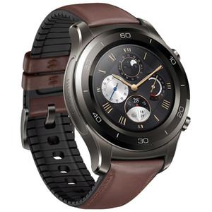 D'origine montre Huawei 2 Pro montre Smart Watch support 4G LTE Phone Call GPS NFC Moniteur de fréquence cardiaque eSIM pour iPhone Android Wristwatch iOS Bracelet