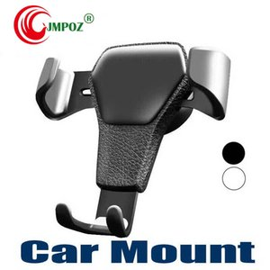 Car Phone Holder For Phone In Car Air Vent Mount Stand No Magnetic Mobile Phone Holder Universal Gravity Smartphone Cell Support
