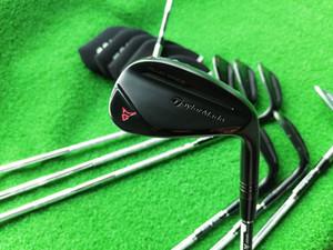 2020 Brand New Les clubs de golf Black Silver MILLED GRIND2 limité Golf 52 56 Wedges 58 60 degrés pour le droit en désavantage numérique avec l'acier arbre libre