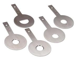 Giunto per flangia con orifizio Rosemount 1496WN015A3SFF Misuratori di portata per misuratori di portata