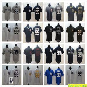2019 Hombre juez de béisbol Memorial Niños camiseta de cosido para hombre Mujeres Jóvenes Día 99 Juzgue las camisas jerseys