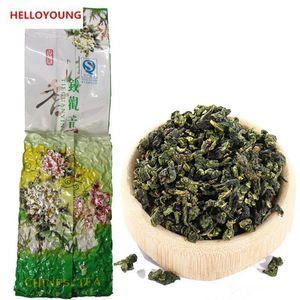 250g Chinese Organic Oolong tea Anxi Tieguanyin Green tea Health Care New Spring tea Green Food Preferred Vacuage packaging