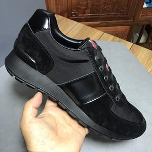 럭셔리 디자이너 남성 여성 운동가 캐주얼 신발 낮은 탑 이탈리아 브랜드 에이스 벌 스트라이프 슈즈 워킹 스포츠 트레이너 Chaussures Pour xg180901404