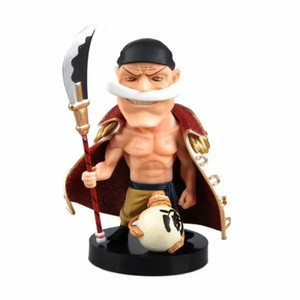 One Piece Animation Figure The Pirate Edward Newgate Figure 15CM