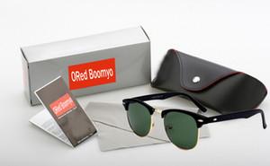 الصيف الرجال الشاطئ نظارات شمسية رجل الدراجات نظارات المرأة دراجة الزجاج القيادة نظارات الشمس مع صندوق القضية 7 ألوان رخيصة الثمن شحن مجاني