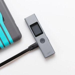 Xiaomi youpin Duka LS-P rechargeable Télémètre laser Télémètre Zone Volume Angle pythagoricienne Laser Range Finder 3022035