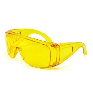 عدسات حماية العمال الصناعية نظارات المضادة ليزر الأشعة تحت الحمراء واقية نظارات PC المضادة للضباب المضادة للأشعة فوق البنفسجية مكافحة تأثير ارتداء العين الساخنة