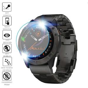 Écran en verre trempé haut de gamme Film de protection pour Garmin Fenix 6 Pro / Fenix 6S Pro Garmin Fenix 6X Pro solaire SmartWatch